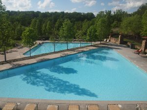 multiple pools at Woodlands of Knoxville